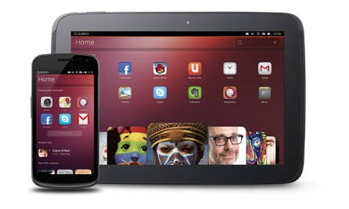 Ubuntu Preview alpha arrives for fondleslabs and phones