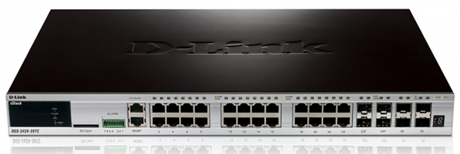 Dlink DGS-3420-28TC