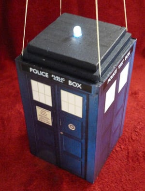 The model Tardis