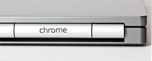 Google Chromebook Pixel: logo