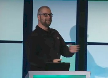 EMC database chief architect Gavin Sherry