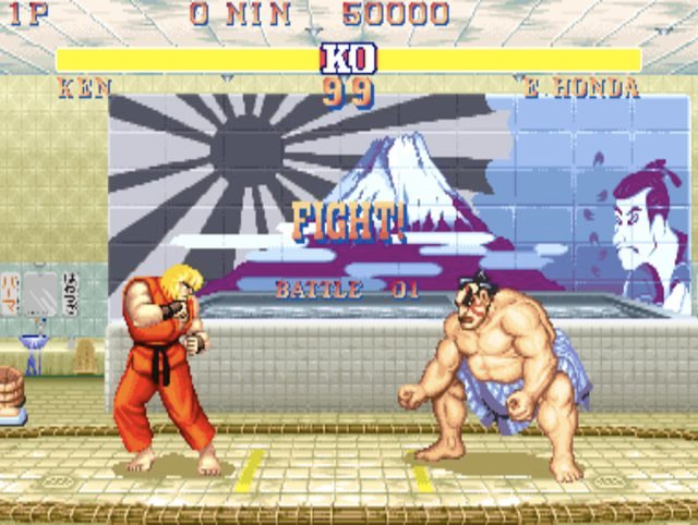Streetfighter 2