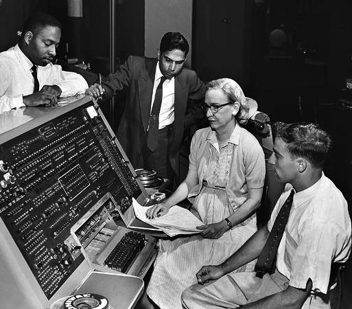 Grace Hopper programming