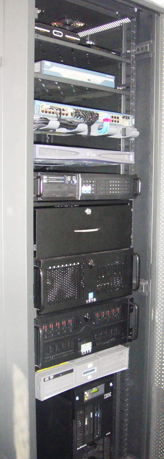 Brendan Horan's home lab