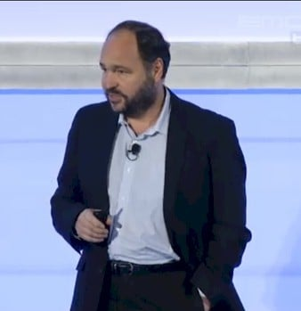 Presumed Pivotal CEO Paul Maritz