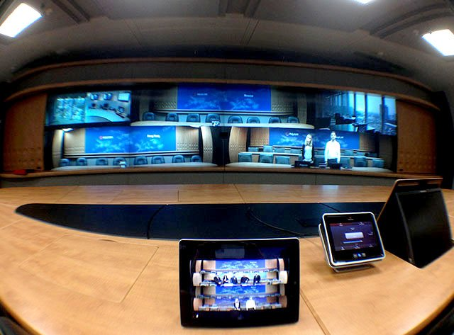 Polycom RealPresence Immersive
