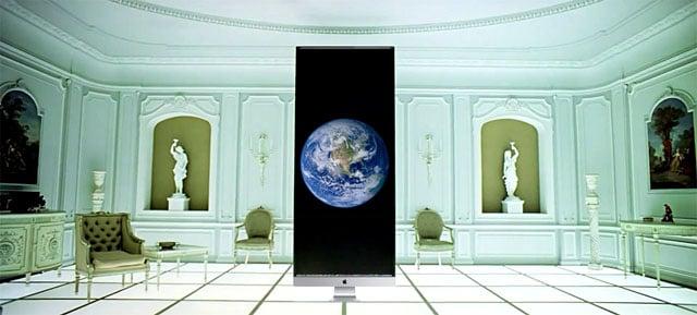 iMac monolith