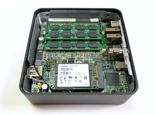 Intel NUC DC3217BY