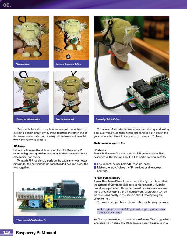 Raspberry Pi Owners' Workshop Manual