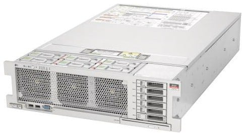 You can't have just one in a racker: The two-socket Sparc T5-2