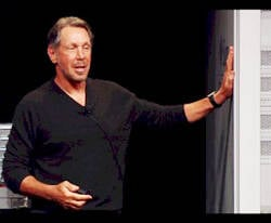 Larry Ellison lovingly p