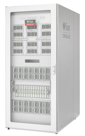The Sparc M5-32 box puts Oracle/Sun back into big iron