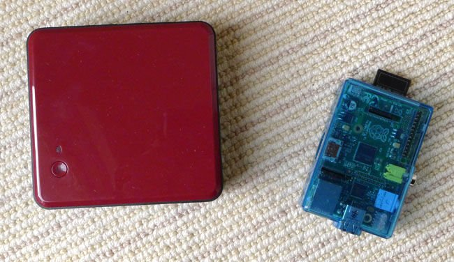 Intel NUC and Raspberry Pi