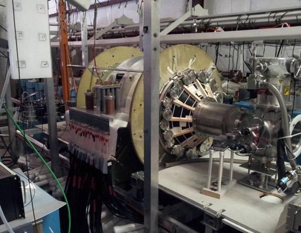 FDR fusion drive prototype