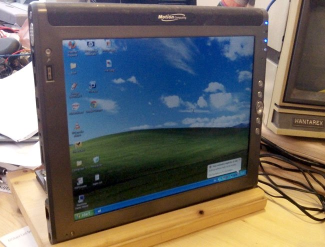 Motion Computing LE1600 Tablet PC