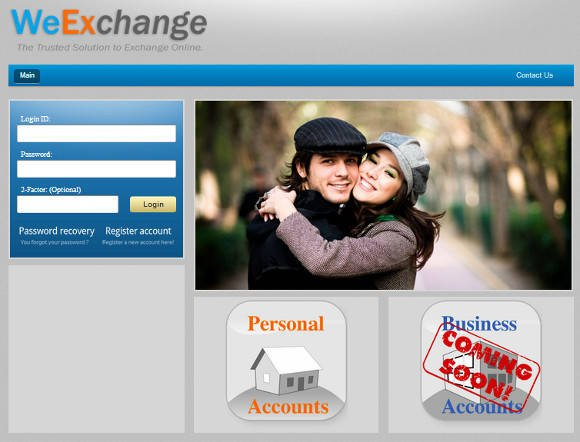 Weexchange bitcoin