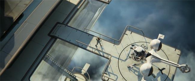 Oblivion, the movie Bubbleship