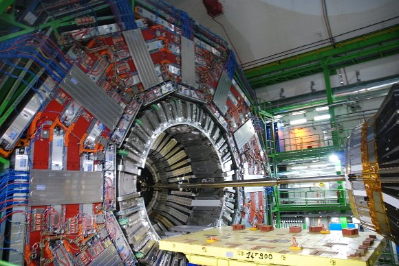 Inside the CMS experiment