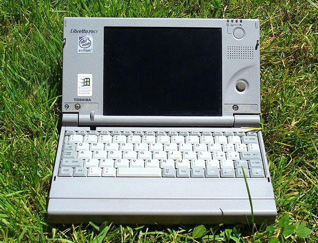 Toshiba Libretto 70 CT