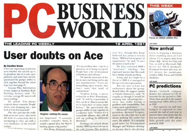 PC Business World