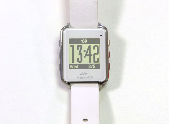 MetaWatch Frame