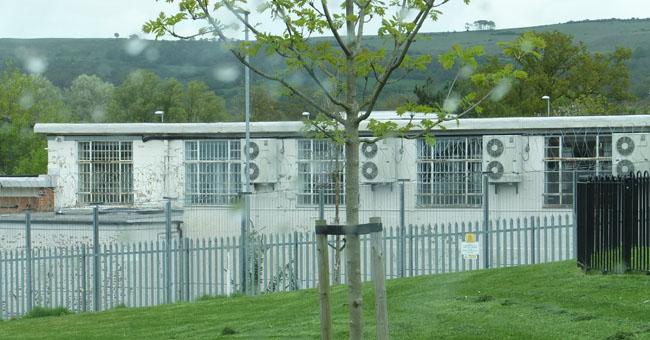 GCHQ Oakley Temporary Office Block