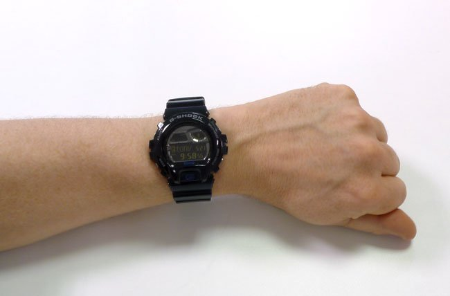 Casio G-Shock+
