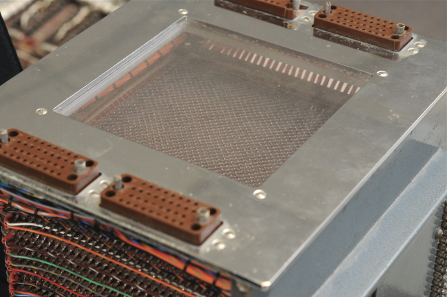 Solid core memory, photo: Gavin Clarke