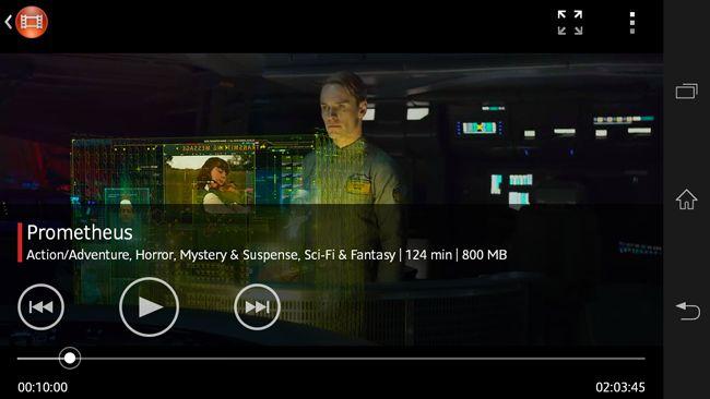 Sony Xperia SP app