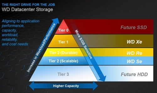 WD enterprise strategy