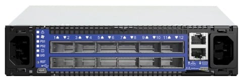 The fun-sized sx1012 Ethernet switch from Mellanox