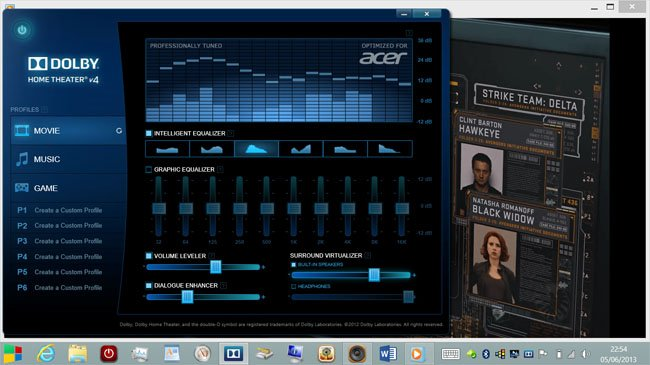Acer Aspire P3 Ultrabook
