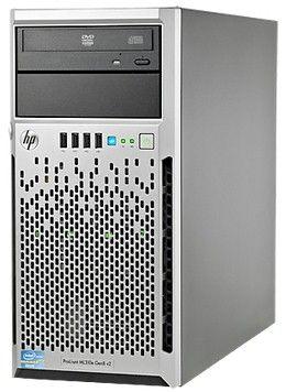 The new uniprocessor ML310e v2 tower server for SMBs