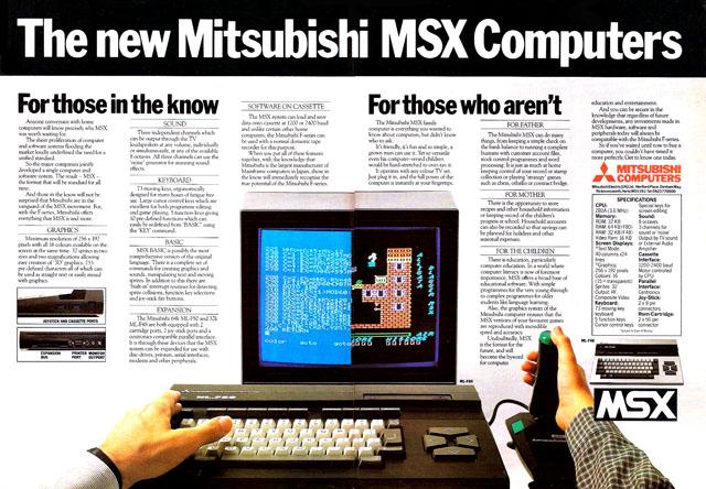 Mitsubishi ad