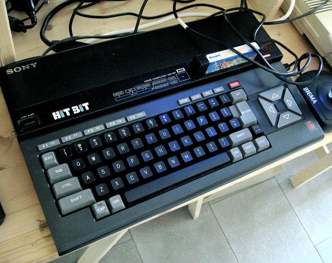 Sony Hit Bit HB-75