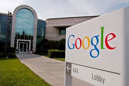 Dreaming of a Google job? You better be a bloke and white