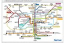 Gartner's Digital Marketing Transit Map