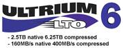 LTO-6 Ultrium logo