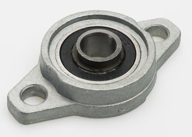 An aluminium bearing suitable for use a LOHAN swivel