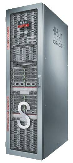 The Sparc SuperCluster T5-8