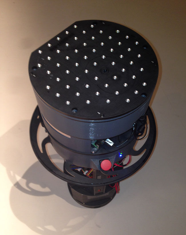 Bossa Nova Robotics' mObi