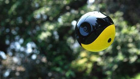 The Squito camera ball