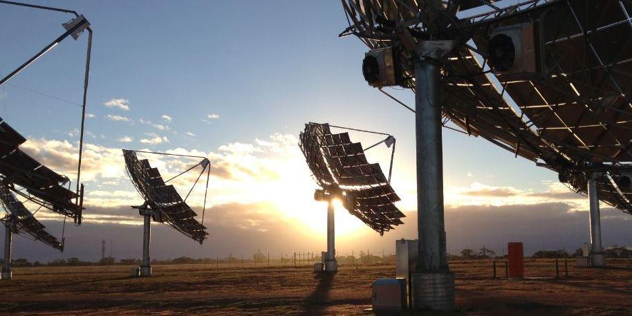 Solar Systems Mildura installation