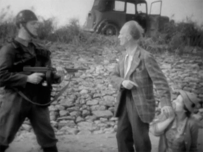 The picknickers in Quatermass