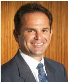 Andrew Sotiropoulos, new general manager of IBM's PureSystems product line.