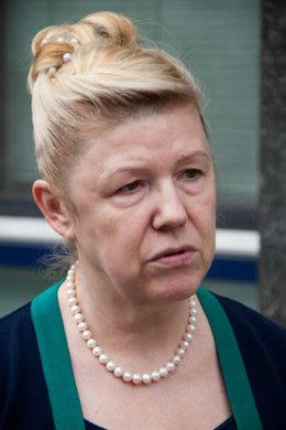 Yelena Mizulina, Russian Duma deputy
