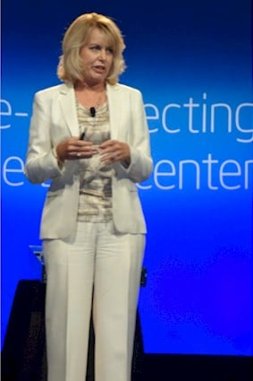 Intel data center chief Diane Bryant