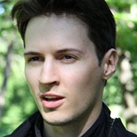 Photo of Pavel Durov