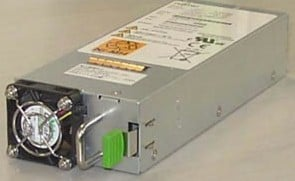 The battery/power supply unit from the modded Primergy server used by Yahoo! Japan