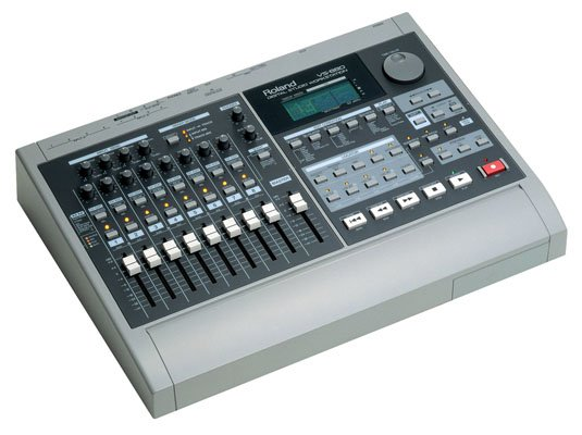 Roland VS-880 hard disk recorder